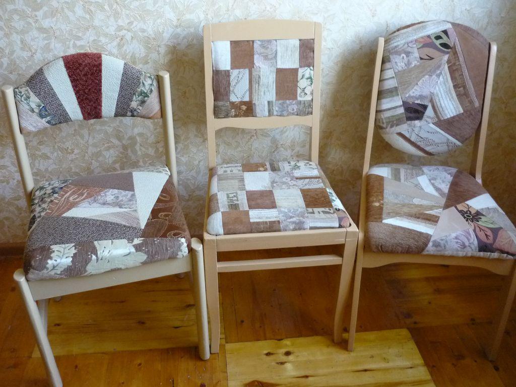 Как восстановить старое кресло