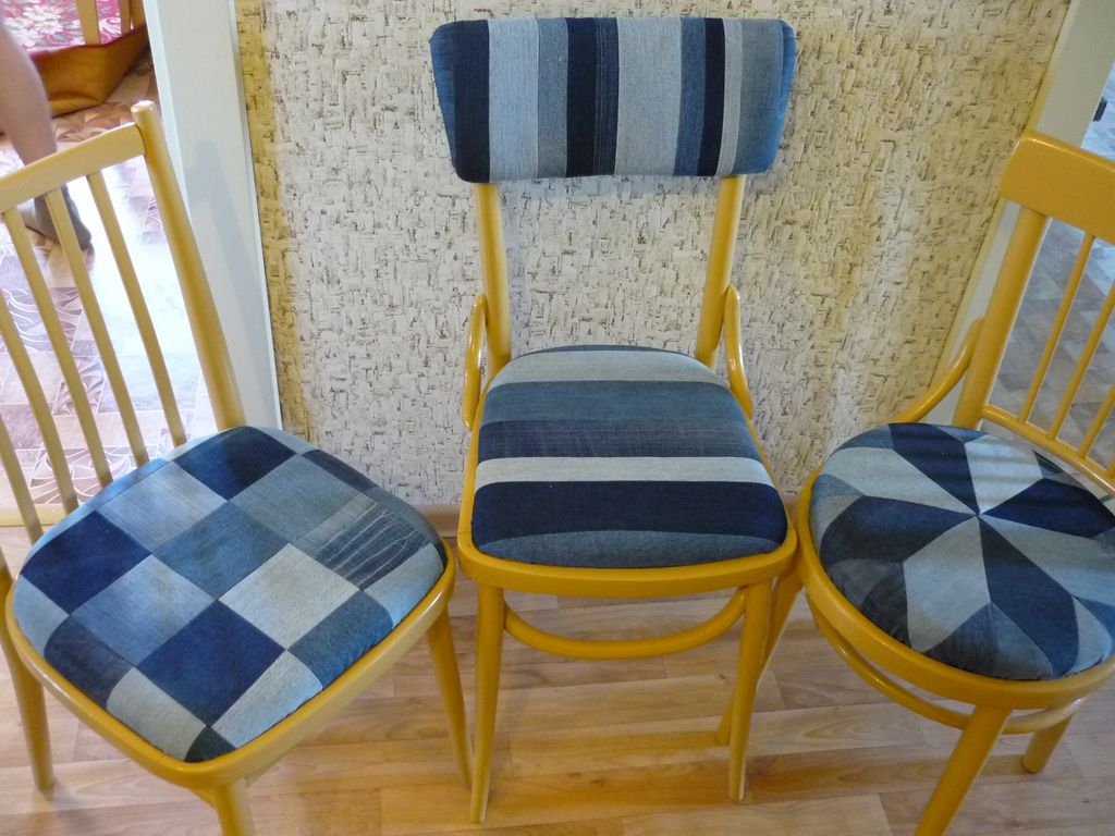 Реставрация старого стула своими руками фото 667