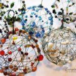 11 150x150 - Необычные шарики на елочку. Мастер-класс.