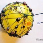 51 150x150 - Необычные шарики на елочку. Мастер-класс.