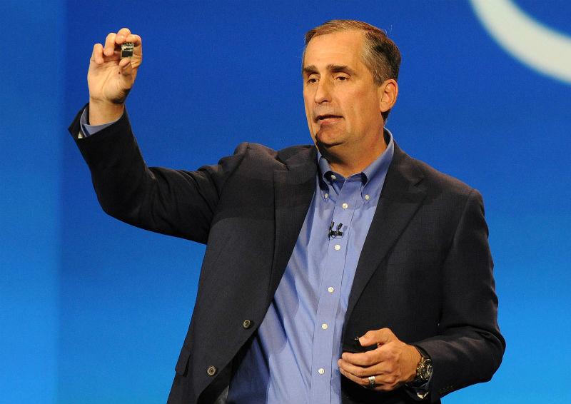 intel - Главу Intel заподозрили в продаже акций компании на $24 млн из-за уязвимости процессоров